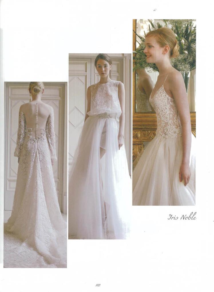 Iris Noble su Book Sposa - gennaio 2015-2